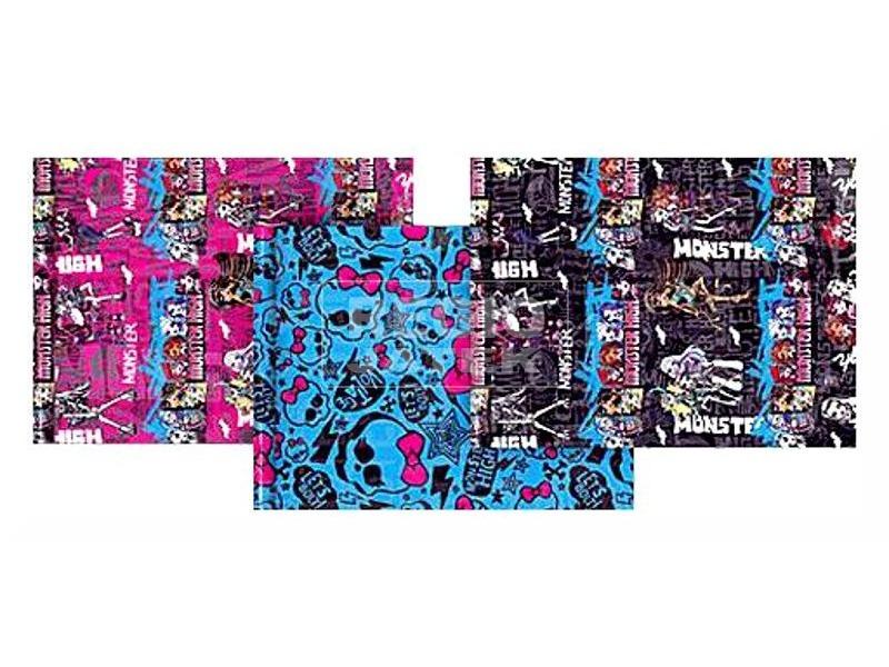 Monster High csomagolópapír - 70 x 200 cm