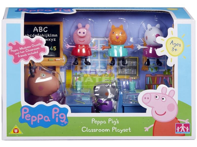 Peppa malac osztályterme készlet