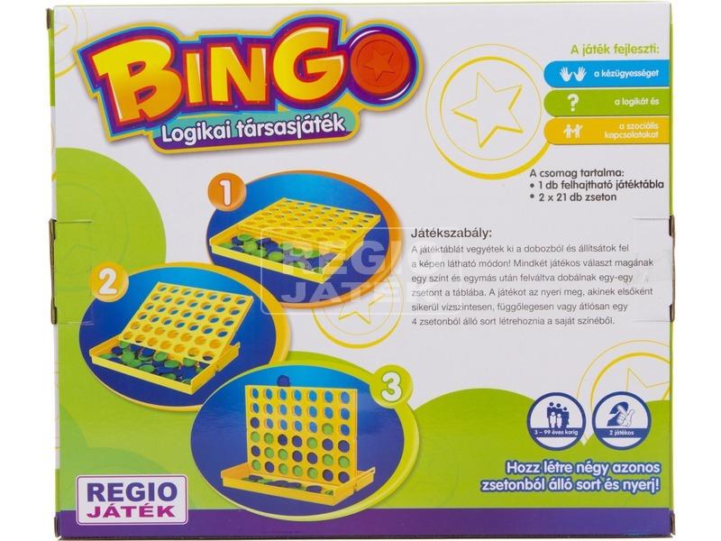 kép nagyítása Bingo - Nyer a 4 társasjáték