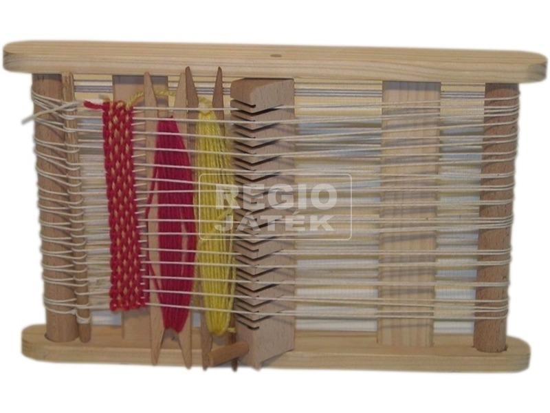 Mini szövőszék - 21 x 30 cm