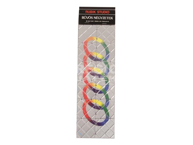 Rubik 12 lapos bűvös négyzetek