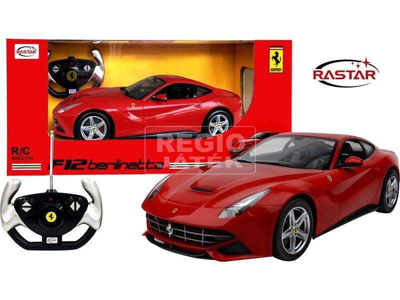 kép nagyítása Távirányítós Ferrari F12 - 1:14, többféle
