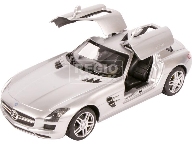 Távirányítós Mercedes-Benz SLS AMG - 1:14, többféle