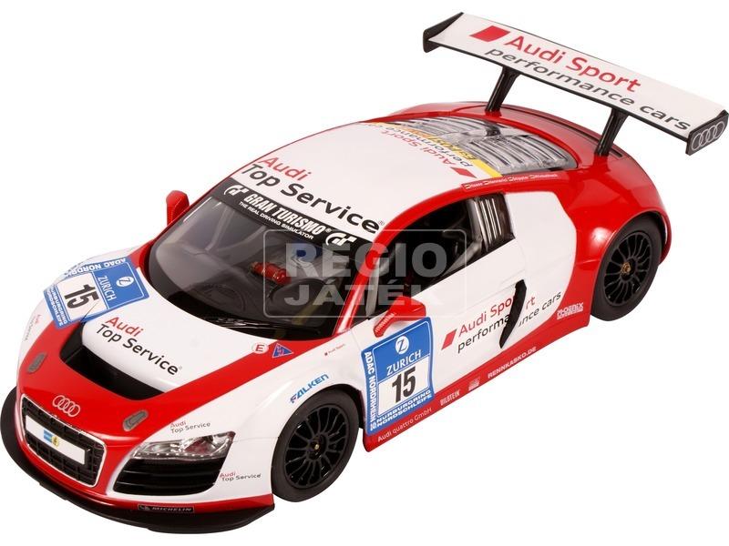 kép nagyítása Távirányítós Audi R8 LMS - 1:14, többféle