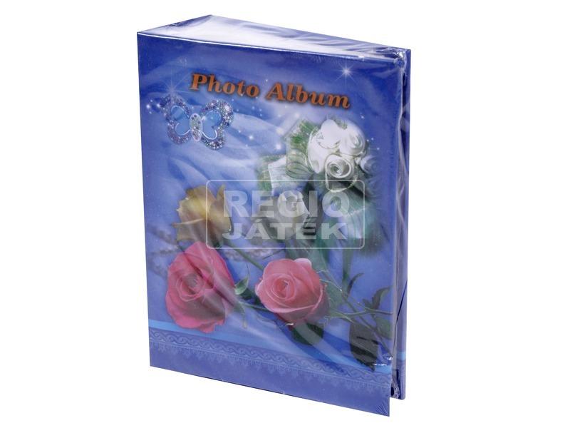 Virágos fotóalbum - többféle