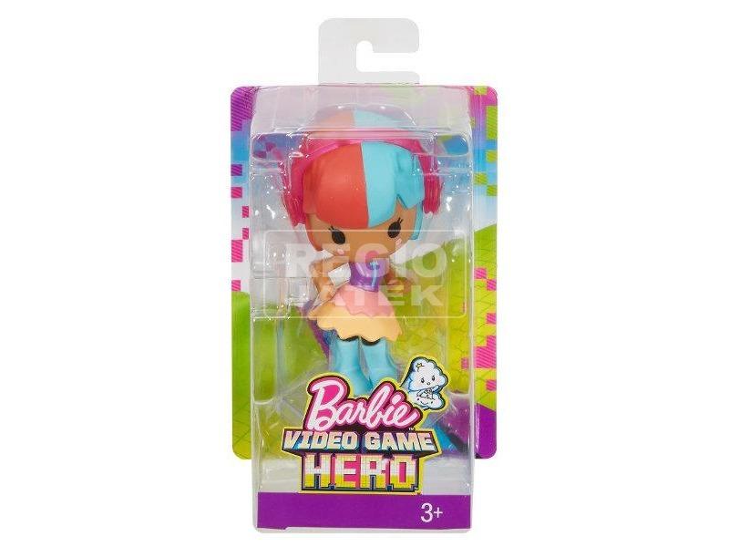 Barbie: Videojáték kaland figura - 12 cm, többféle