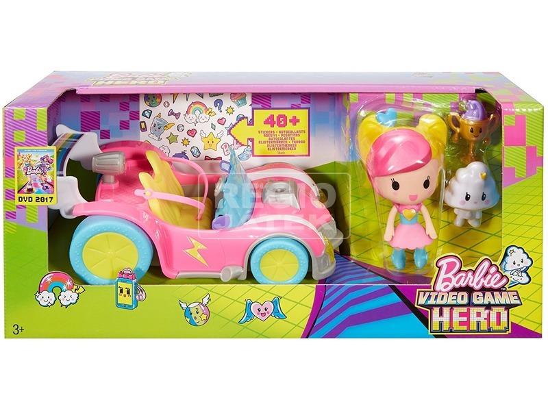 Barbie: Videojáték kaland jármű kiegészítőkkel