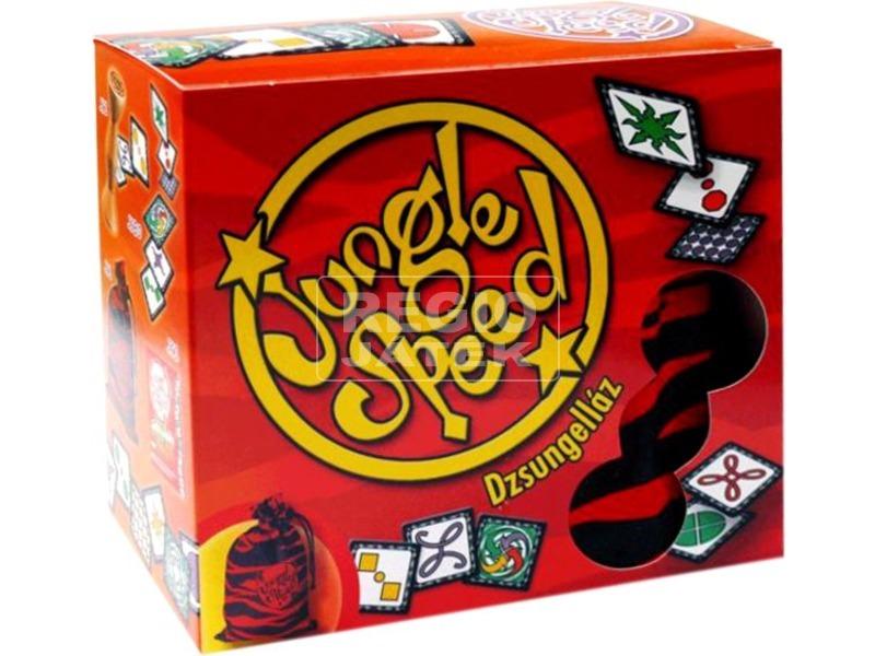 Jungle Speed-Dzsungelláz társasjáték