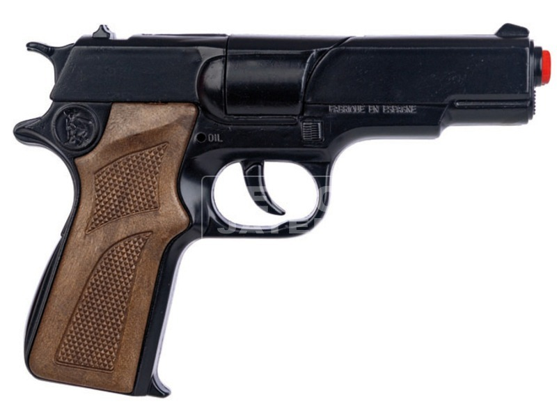 Astra patronos játékpisztoly - 15 cm
