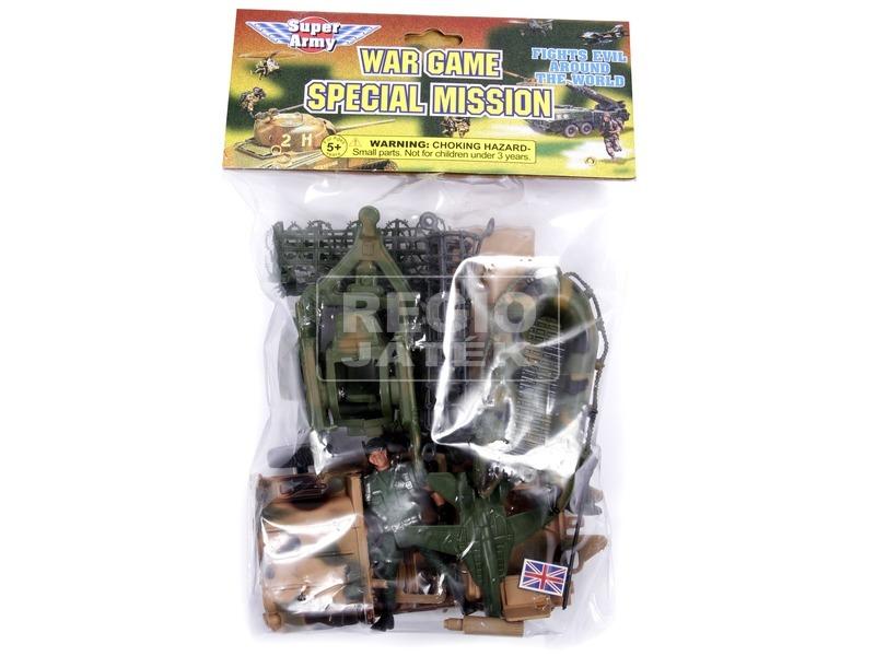 Katonai járműkészlet - többféle