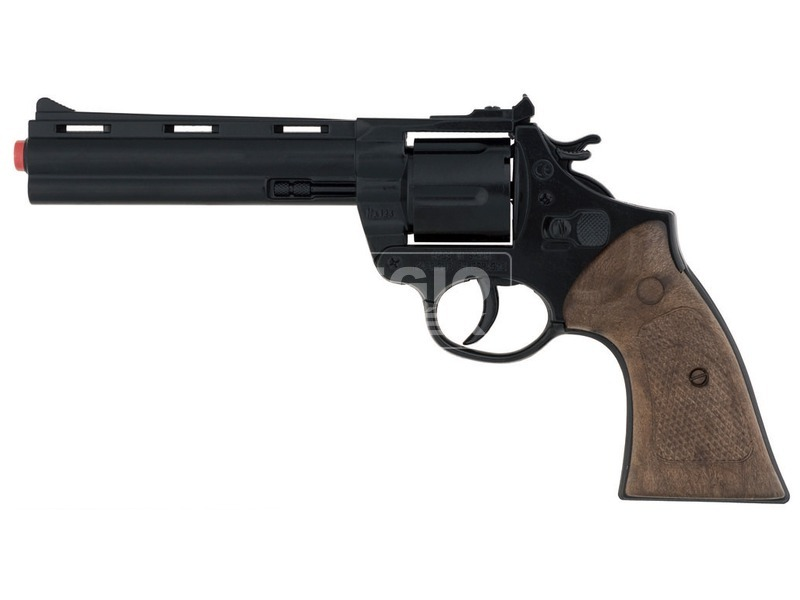 Python patronos játék revolver