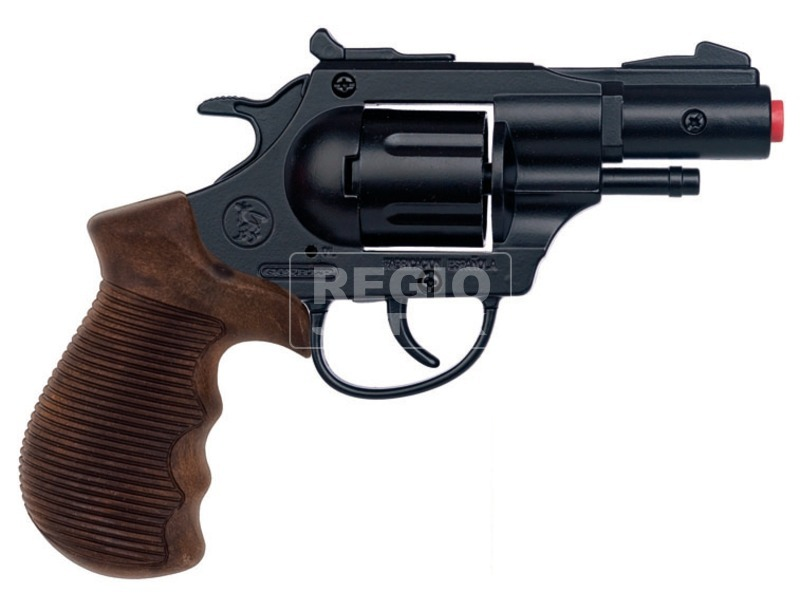 Smith and Wesson . 38 patronos pisztoly - 18 cm