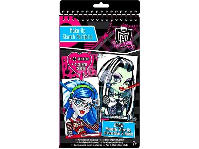 Monster High: smink, haj és körömtervező