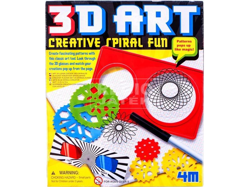 4M 3D képkészítő készlet
