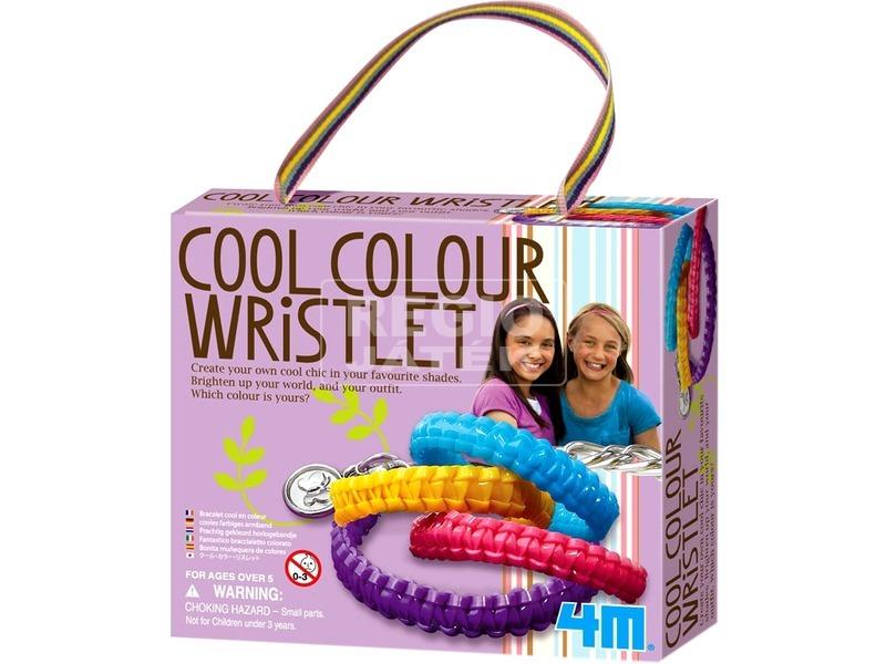 4M színes karkötők készlet