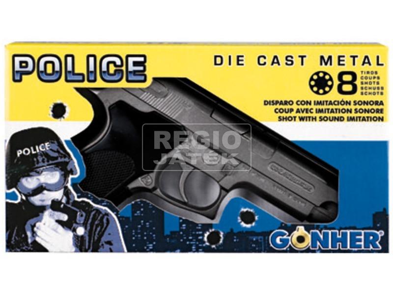 kép nagyítása Smith and Wesson patronos pisztoly - 20 cm