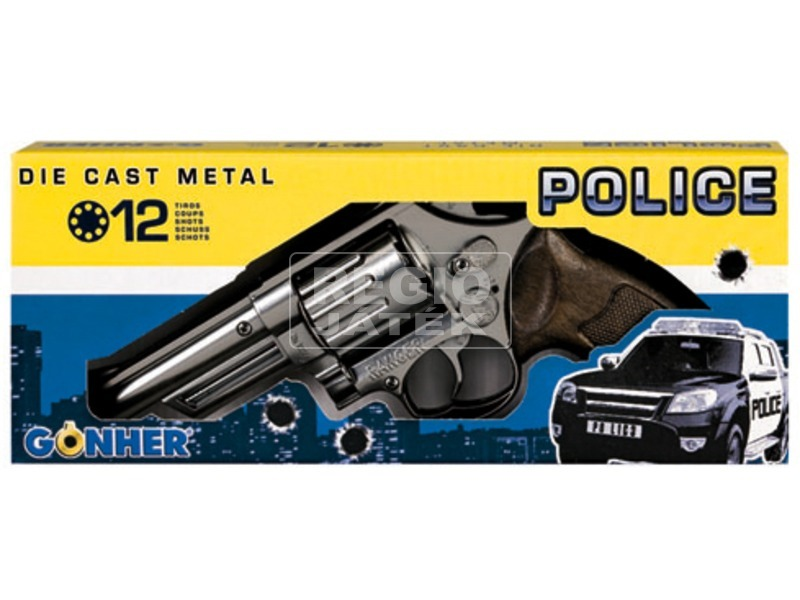 kép nagyítása Ranger patronos revolver - 28 cm