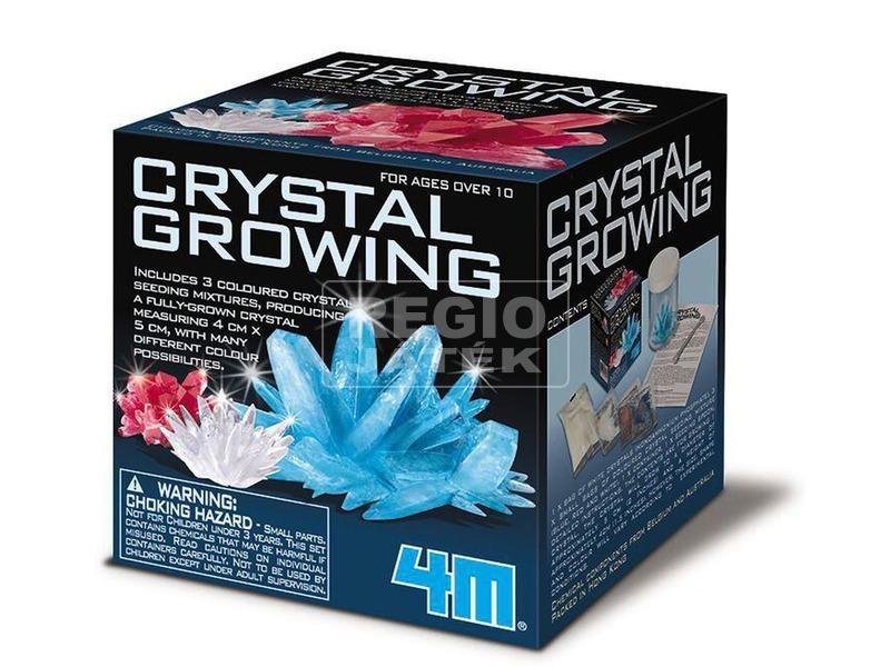 4M mini kristálynövesztő készlet