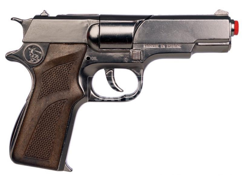 Rendőrségi patronos pisztoly - 18 cm
