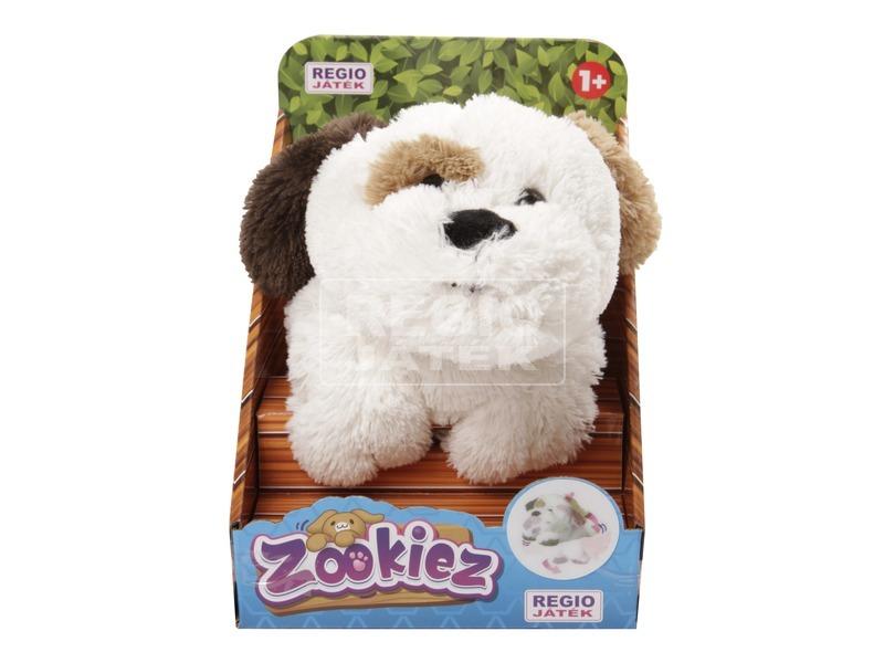 Zookiez foltos kutya plüssfigura - 30 cm