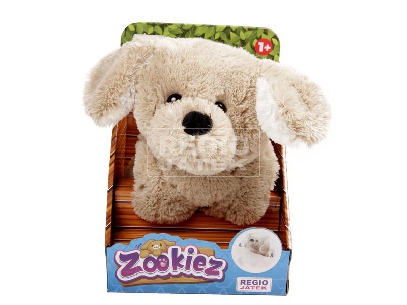 Zookiez kutya plüssfigura - drapp, 30 cm