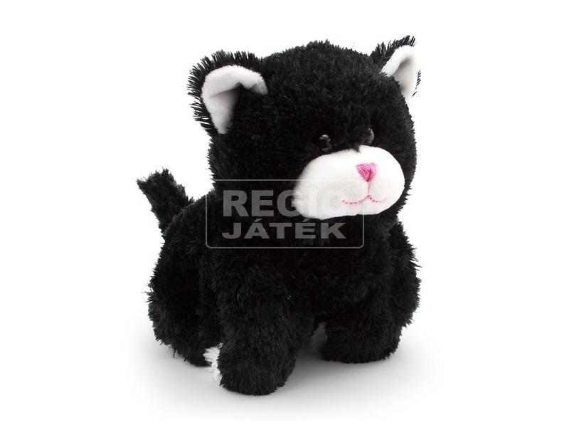 kép nagyítása Zookiez cica plüssfigura - fekete, 30 cm