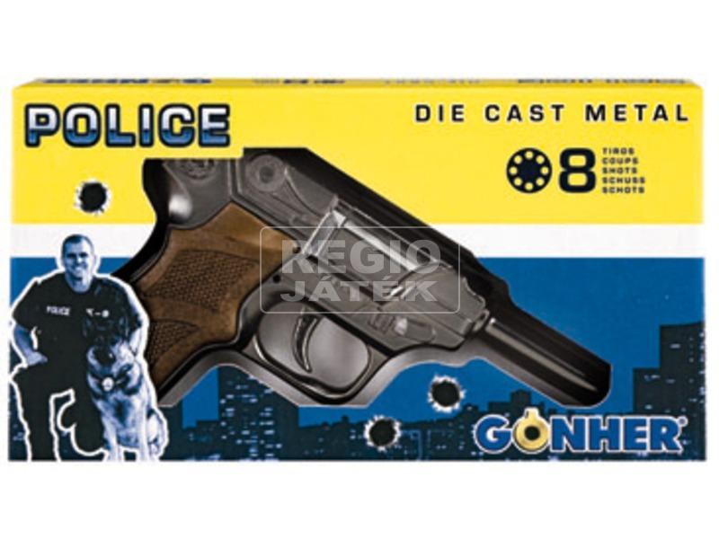 kép nagyítása Luger patronos pisztoly - 20 cm