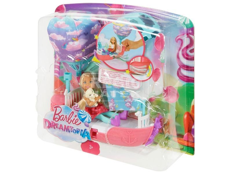 Barbie: Dreamtopia Chelsea léghajója