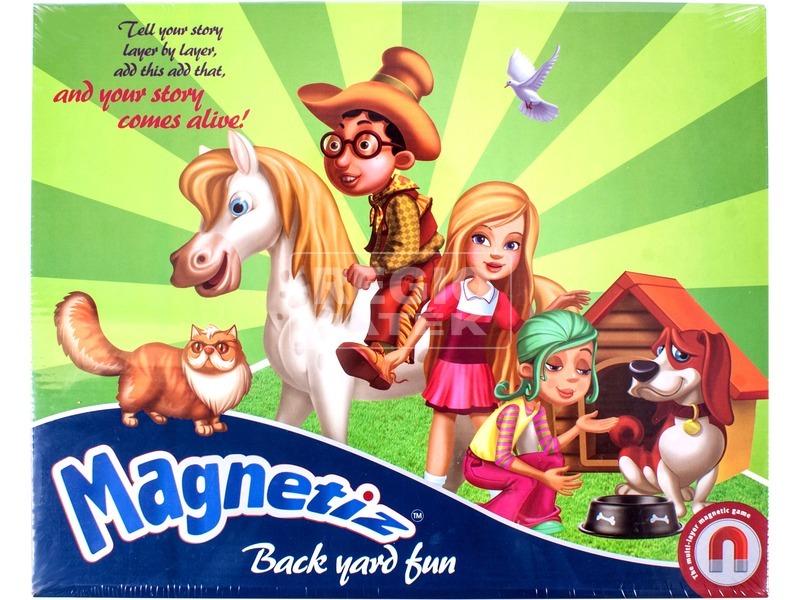 Magnetiz: Házi kedvencek mágneses képkirakó