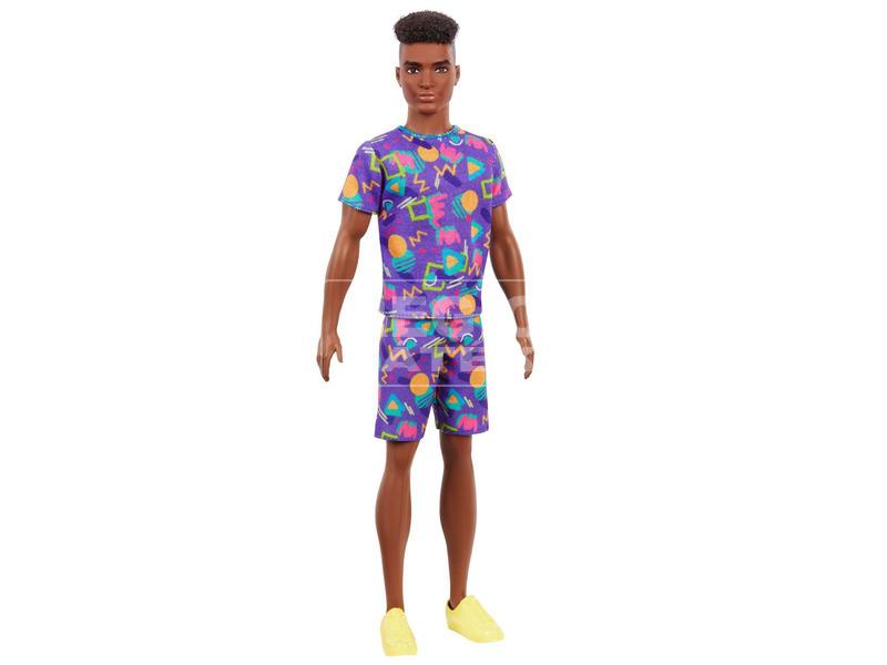 kép nagyítása Barbie: Fashionistas fiú baba - 29 cm, többféle