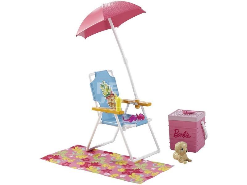 kép nagyítása Barbie: kerti bútor kiegészítőkkel - többféle