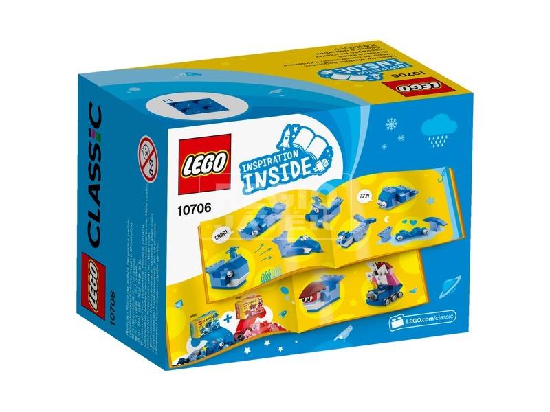 kép nagyítása LEGO® Classic Kék kreatív készlet 10706