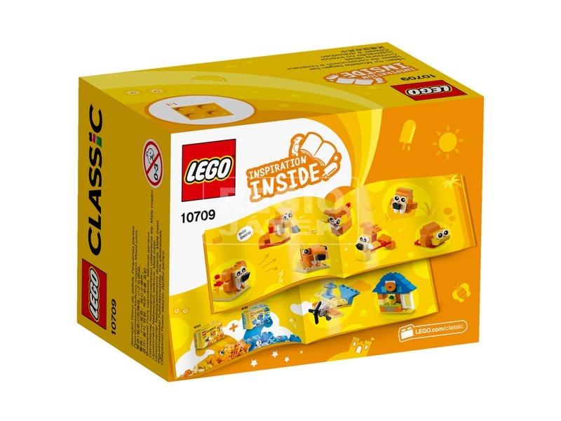 kép nagyítása LEGO® Classic Narancssárga kreatív készlet 10709