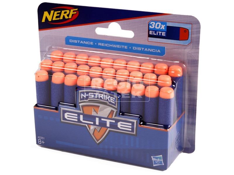 NERF N-Strike Elite 30 darabos utántöltő készlet