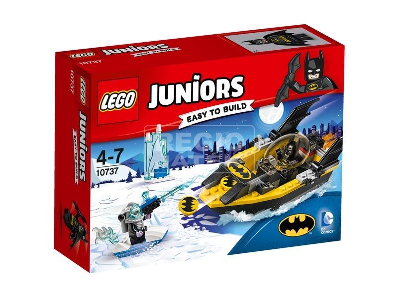 LEGO® Juniors Batman és Mr Fagy összecsapása 10737