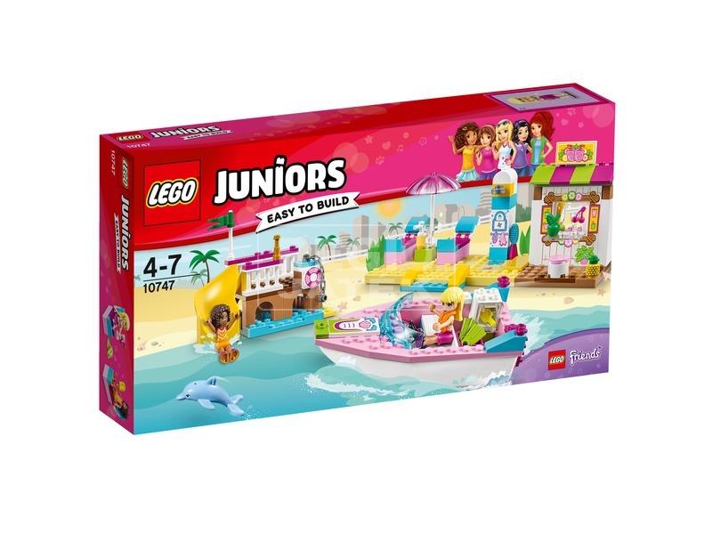 LEGO Juniors Andrea és Stephanie nyaralása 10747