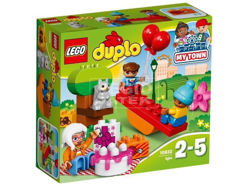 LEGO® DUPLO Születésnapi piknik 10832