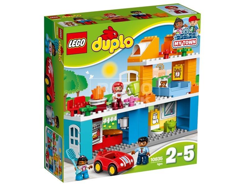 LEGO DUPLO Családi ház 10835