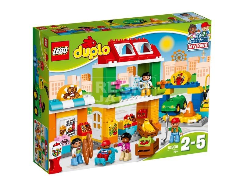 LEGO® DUPLO Kisvárosi tér 10836