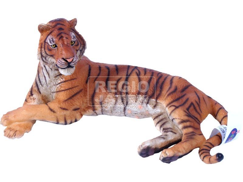Papo fekvő tigrisanya kölykeivel 50156