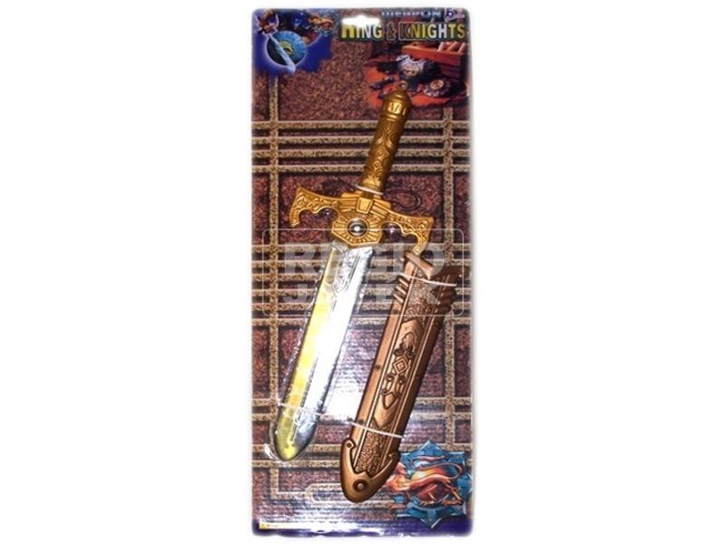 Lovagi játékkard - 34 cm