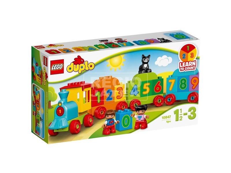 LEGO® DUPLO Számvonat 10847