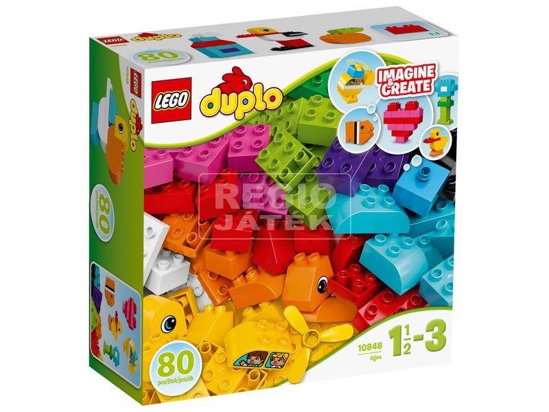 LEGO® DUPLO Első építőelemeim 10848