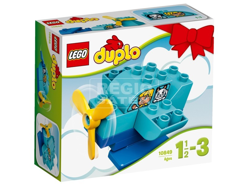 LEGO® DUPLO Első repülőgépem 10849
