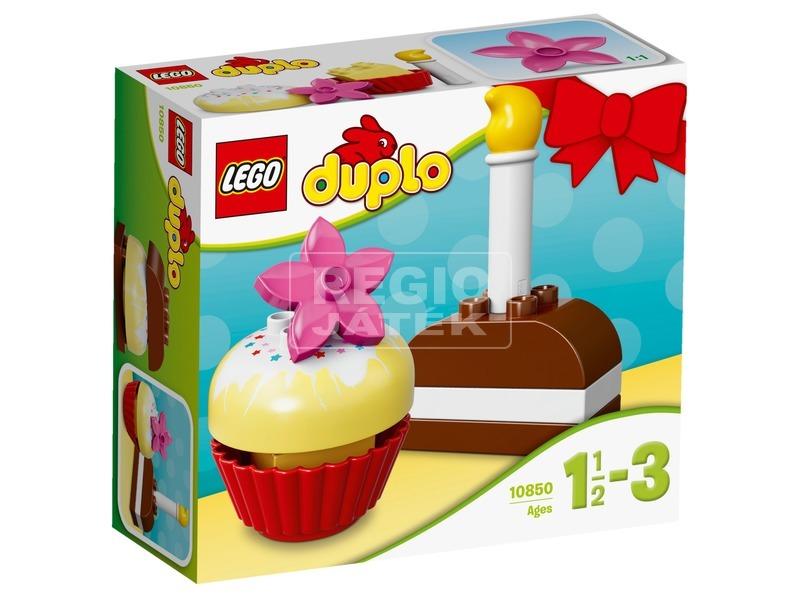 LEGO® DUPLO Első süteményem 10850