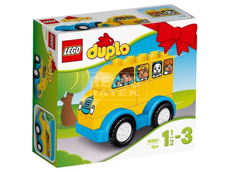 LEGO® DUPLO Első autóbuszom 10851