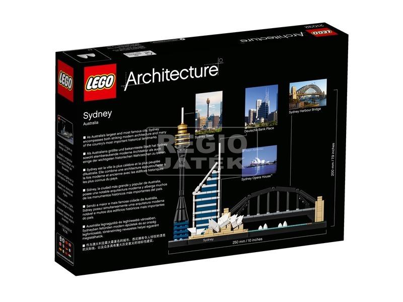 kép nagyítása LEGO® Architecture Sydney 21032