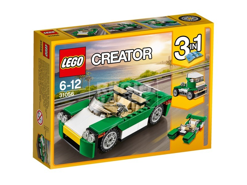LEGO® Creator Zöld cirkáló 31056