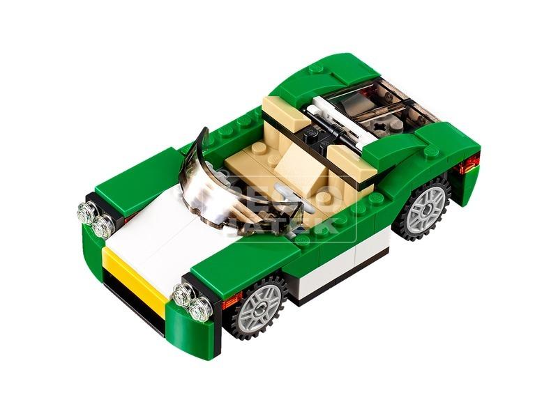 kép nagyítása LEGO® Creator Zöld cirkáló 31056
