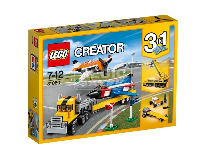 LEGO Creator Légi parádé 31060
